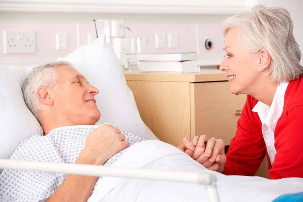 Begleitdienst ins Spital