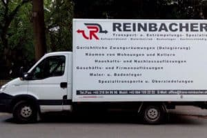 Franz Reinbacher Transporte Vorschaubild