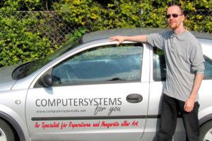 Computersystemsforyou - Titelbild