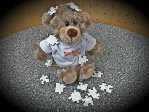 Berti-Bär Puzzle