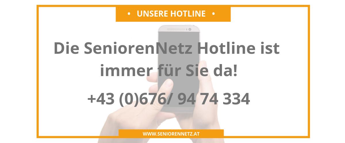 Hotline SeniorenNetz
