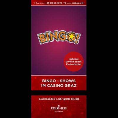 Bingo Show Casino Graz