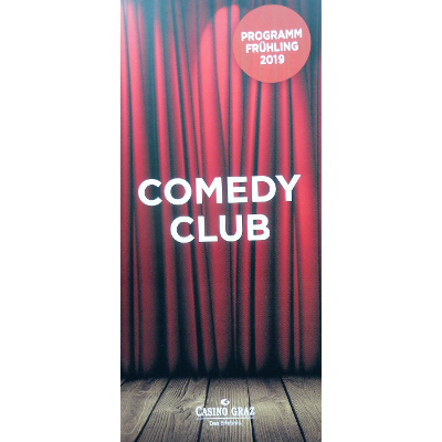 Comedy Club Casino Graz