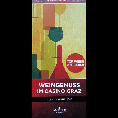 Weingenuss Casino Graz